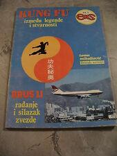 BRUCE LEE EKS ALMANAH Special 81/1 YUGOSLAVIAN VINTAGE MAGAZINE 1978
