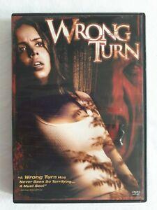 Wrong Turn DVD