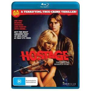Hostage Blu-Ray **Region B**