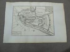 PLAN 1694: LIEGE (Belgique).
