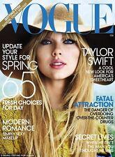 VOGUE magazine USA February 2012 Taylor Swift