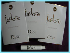 Dior JADORE 3 x 1ml EDP Eau de Parfum samples / vials