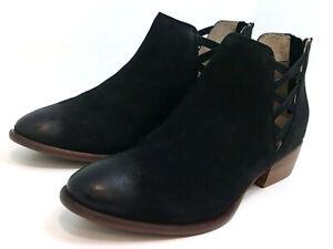 Seychelles Women's Shoes q6trse Boots, Black, Size 6.5 2ENp