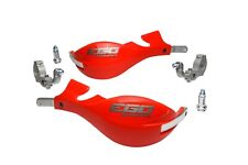 RED  BarkBusters EGO HandGuard Kit (Two Point Tapered Mount)