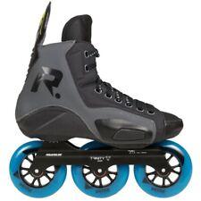 Nib Powerslide Reign ZeusInline Roller Hockey Skates New in Box Size 9 Us