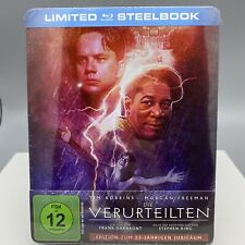 The Shawshank Redemption Limited Ed Numbered Steelbook German Import Blu-ray New