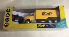 The Dump Toy Truck America's Furniture Outlet Delivers With Remote Control