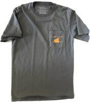 Volunteer Traditions T Shirt Sz S Gray Orange Tradition In New Era