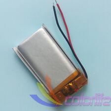 3.7V 200mAh 042030 Lipo Li-ion Li-Polymer Battery Rechargeable for Bluetooth GPS