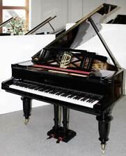 Flügel Klavier Seiler 172, schwarz poliert, 5 Jahre Garantie