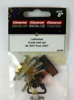 Carrera DIGITAL EVOLUTION 132 124 Guide Keel Braid Pack 20366 Slot Car Track Set