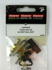 Carrera DIGITAL EVOLUTION 132 124 Guide Keel Braid Pack 20366 Slot Car Track Set