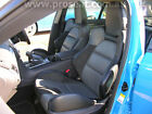 FPV FG GTP STYLE SEATS PAIR FRONT REBORN LEATHER SUITS FORD FALCON FG BF BA