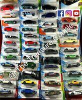 Hot Wheels Matchbox - GRAB BAG - Lot of 6 - EURO - PORSCHE, AUDI, VW, BMW, Etc