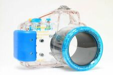 Dive Rated Waterproof Underwater Polaroid Case For Sony Alpha NEX-3 w/ 18-55mm