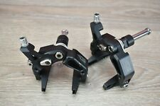 205 grams! Ciamillo Zero Gravity G Titanium Brakeset Center Mount Black