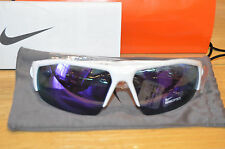 nike skylon ace xv sunglasses pouch max optics white dark concord violet