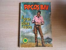 PECOS BILL=N°22 28/10/1966 ANNO VI=IL GRAN PUMA SACRO