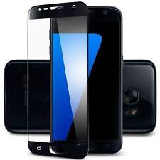 Samsung Galaxy S7 3D Schutzfolie FriendPower Schwarz FULL COVER SCREEN Glas