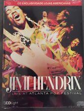Jimi Hendrix Line In Atlanta CD Rare Special Edition Local Ship NJ Janis Joplin