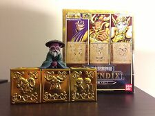 Soul Web LTD Saint Seiya Saint Cloth Myth Appendix Gold Cloth Pandora Box Vol.1