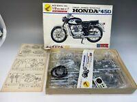 Master 1/12 Kit Honda Dream CB450 Vintage Not assembled