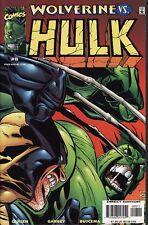 HULK #8 Marvel Comics WOLVERINE Vs Incredible X-Men RARE 1ST PRINT! LOW RUN!