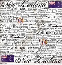 Stamping Station - New Zealand Scratchy Scrapbooking Paper 34580
