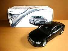 1/18 China 2012 new Audi A6L black color + gift