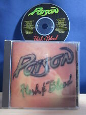 Poison Flesh & Blood  CD