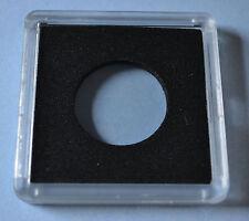 5 - 24.3mm GUARDHOUSE 2x2 TETRA PLASTIC SNAPLOCK COIN HOLDER for QUARTERS