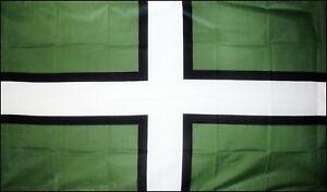 DEVON COUNTY FLAG GIANT 8 X 5 SOUTH WEST ENGLAND