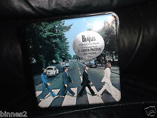THE BEATLES ABBEY ROAD DOUBLE SIDED JIGSAW PUZZLE  New In SEALED Box  FAB GIFT?