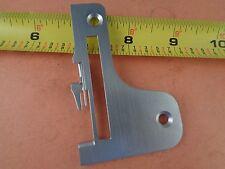 Needle Plate Brother Serger 546, 546D, 626D, 634D, 834DP VIKING 234D #X75694-001
