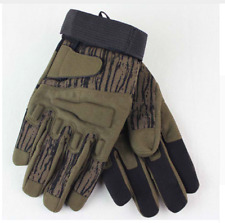 Hunting Gloves Army Military Tactical Paintball Camping Shooting Camouflage Camo