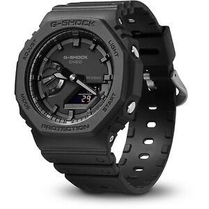 EXPRESS - CASIO G-SHOCK Carbon Core Guard Black Watch GShock GA-2100-1A1 Casioak