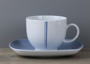 Seltmann Weiden Scala Kyoto Kaffeetasse Höhe ca. 6,5 cm mit Untertasse TOP