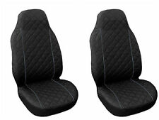 New Front Seat Covers for  Audi A5 , A7 , Q3, Q5 , Q7 GREY PIPING