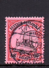 Used Single German & Colonies Stamps
