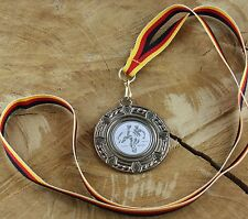 Fußball-Medaille 50 mm