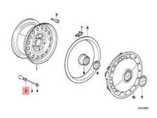 OEM BMW E30 E81 E87 X5 F15 E70 MINI RUBBER STEM VALVE 36121178869 GENUINE NEW