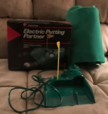Electric Putting Partney JEF World Of Golf Electronic Ball Return Putting Aid