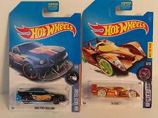 2017 HW Hotwheels Treasure Hunt SUPER TH 2005 FORD MUSTANG Real Riders plus Reg