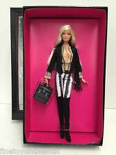 Mattel Barbie Loves MAC Cosmetics Gold Label hot blonde NRFB NIB