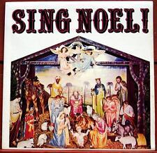 HOLY GHOST CHOIR // Sing Noel! / ORIGINAL 1970s US LP SEALED / Mint!