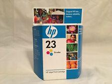 HP 23 Print Cartridge, Tri-Color