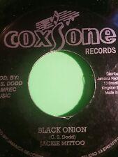 Coxsone Records BLACK ONION/Hey Jokey Jackie Mittoo. Larry & Alvin (NEW)