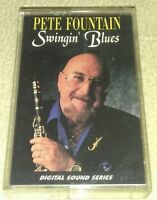 Pete Fountain swingin' blues  Tape Cassette