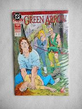 GREEN ARROW ANNUAL N°3 VO TBE / VERY FINE