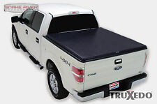 TRUXEDO TRUXPORT SOFT ROLL UP TONNEAU COVER 17-18 FORD SUPER DUTY 8' BED 279601